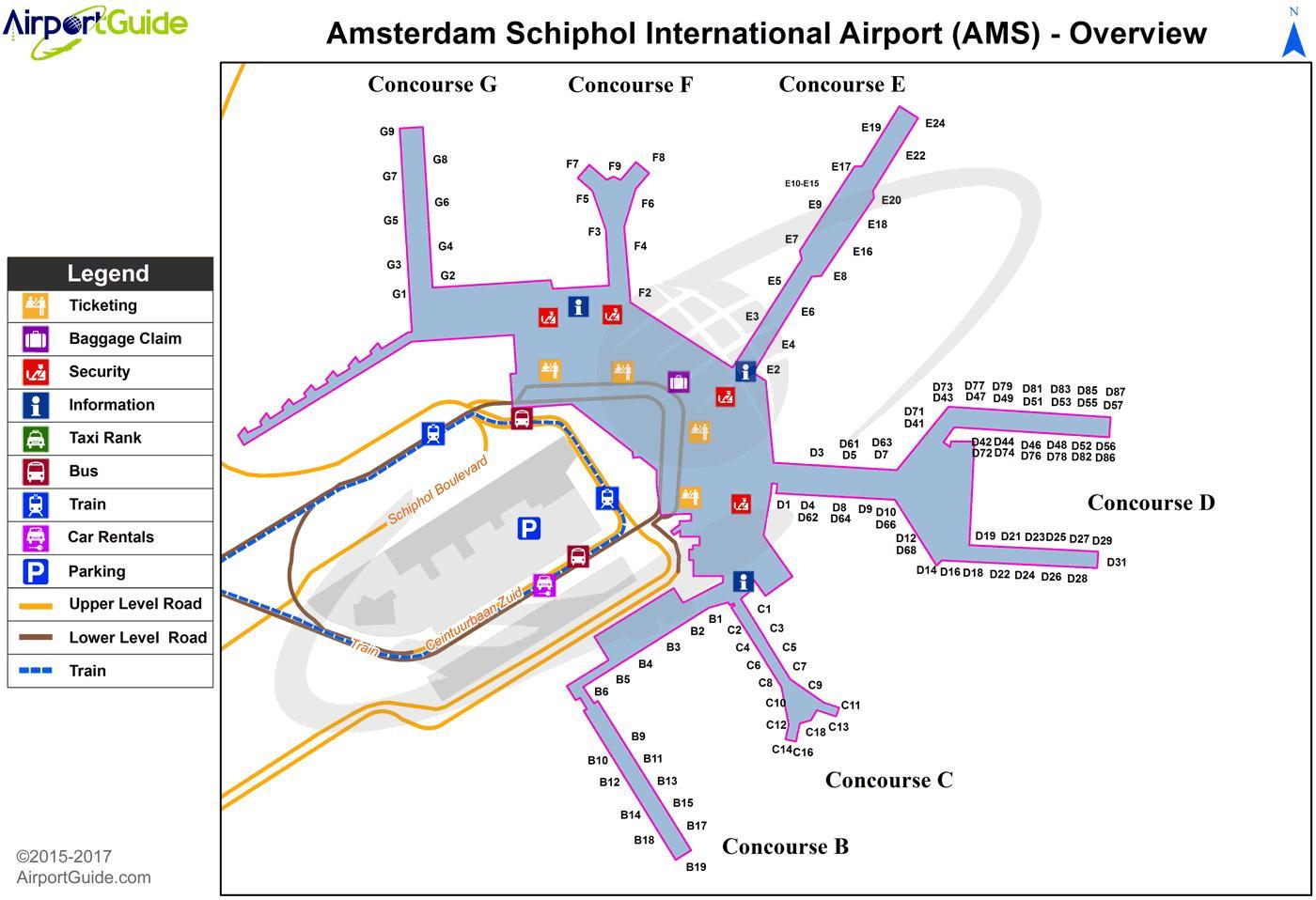 kart over schiphol flyplass Schiphol gate kart   Kart over schiphol flyplass gates (Nederland) kart over schiphol flyplass