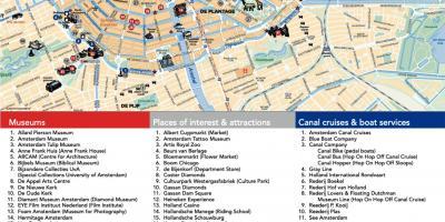 kart amsterdam sentrum Amsterdam kart   Kart Amsterdam (Nederland) kart amsterdam sentrum
