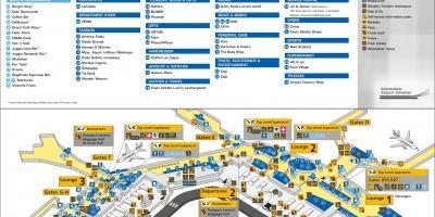 kart severdigheter amsterdam Amsterdam kart   Kart Amsterdam (Nederland) kart severdigheter amsterdam